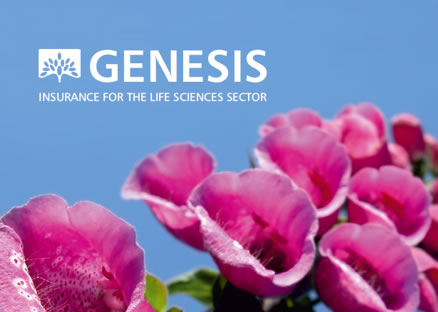 Genesis - Insurance for the Life Sciences sector